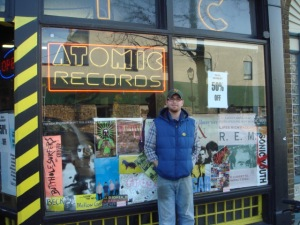 Me & My Favorite Record Store