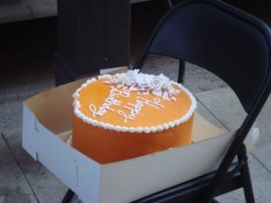 the infamous cake